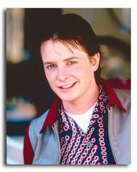 (SS3330262) Michael J. Fox  Back to the Future Movie Photo