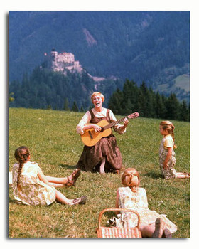 (SS3359031) Julie Andrews  The Sound of Music Movie Photo