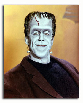 (SS3372499) Fred Gwynne  The Munsters Music Photo