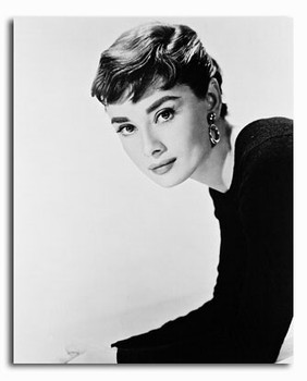 (SS2121314) Audrey Hepburn Movie Photo