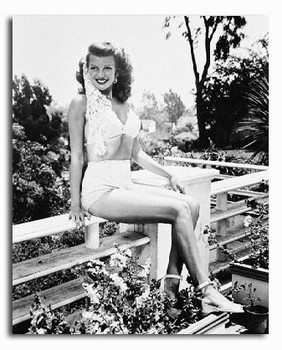 (SS2124018) Rita Hayworth Movie Photo