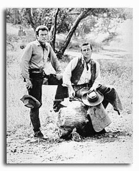 (SS2233556) Cast   Rawhide Television Photo