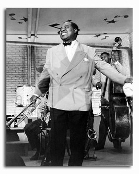 (SS2290197) Louis Armstrong Music Photo