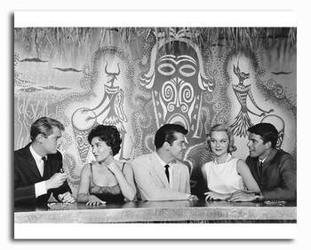 (SS2433808) Cast   Surfside 6 Television Photo