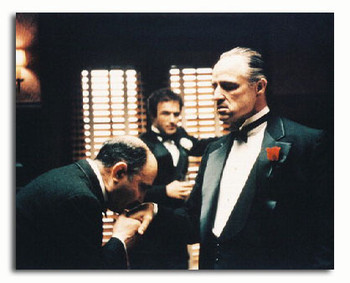 (SS2790723) Marlon Brando  The Godfather Movie Photo
