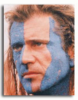 (SS2791477) Mel Gibson  Braveheart Movie Photo