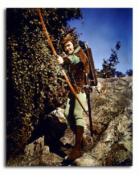 (SS2989181) Errol Flynn  The Adventures of Robin Hood Movie Photo