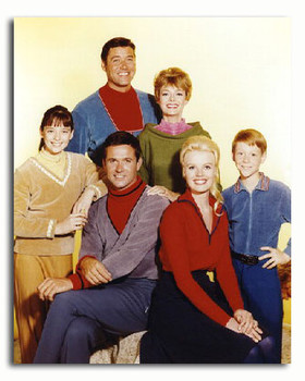 (SS3001557) Cast   Lost in Space Television Photo
