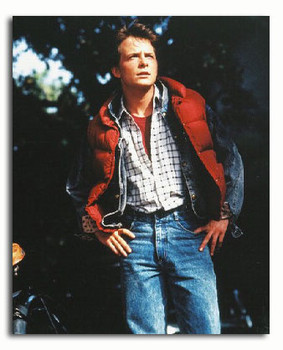 (SS3158337) Michael J. Fox  Back to the Future Part II Movie Photo
