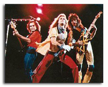 (SS3228693) Van Halen Music Photo