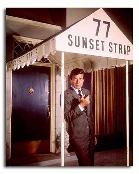 (SS3325777) Efrem Zimbalist Jr.  77 Sunset Strip Movie Photo