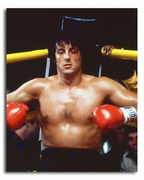 (SS3440645) Sylvester Stallone  Rocky II Movie Photo