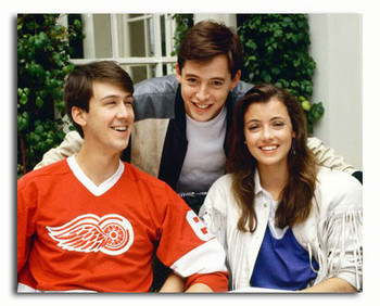 (SS3478540) Cast   Ferris Bueller's Day Off Movie Photo
