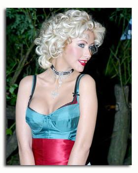 (SS3558490) Christina Aguilera Music Photo