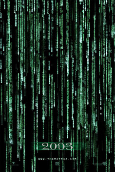 the matrix reloaded advance reprint trinity head poster buy movie