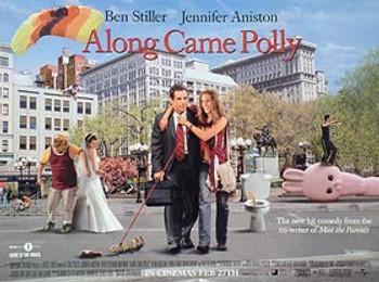 ALONG CAME POLLY (International) ORIGINAL CINEMA POSTER