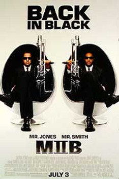 MEN IN BLACK 2 (Single Sided Regular) (UV COATED/HIGH GLOSS) ORIGINAL CINEMA POSTER