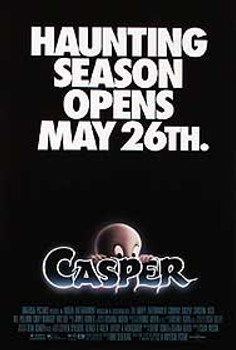 CASPER (Advance) ORIGINAL CINEMA POSTER