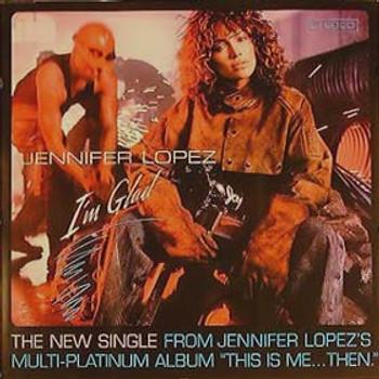 JENNIFER LOPEZ ORIGINAL MUSIC POSTER
