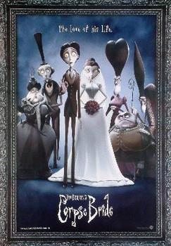 CORPSE BRIDE (Wedding Alive Reprint) REPRINT POSTER