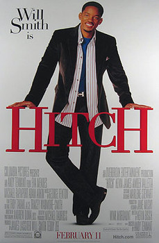 HITCH (Double Sided Regular) ORIGINAL CINEMA POSTER