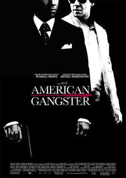 AMERICAN GANGSTER (Single Sided Regular) ORIGINAL CINEMA POSTER