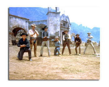 The Magnificent Seven Movie Photo (SS3642028)