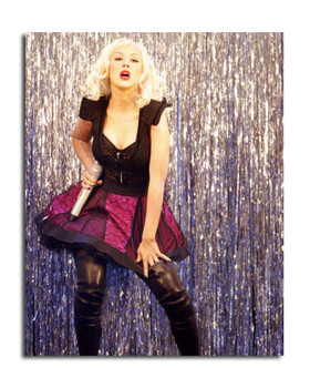 Christina Aguilera Music Photo (SS3617991)