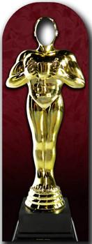 Award Statue Stand-in - Lifesize Cardboard Cutout / Standee