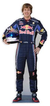 Sebastian Vettel Cutout
