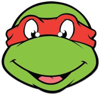 Raphael Teenage Mutant Ninja Turtles Face Mask