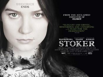 STOKER Poster  (Quad)