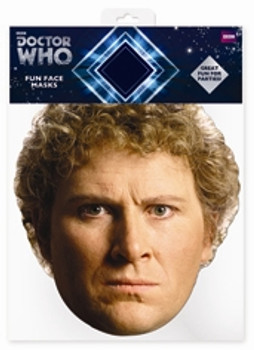 Colin Baker Doctor Who Face Mask (The Sixth Doctor)