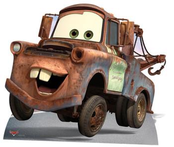 Mater Lifesize Cardboard Cutout / Standee (Disney Pixar Cars)