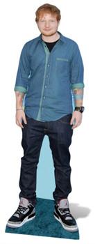 Ed Sheeran Cardboard Cutout