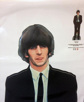 Ringo Starr Cutout Close Up