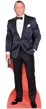 Daniel Craig as James Bond Lifesize Cardboard Cutout / Standee