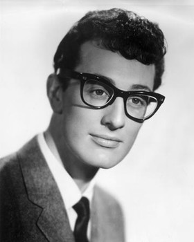 Buddy Holly Music Photo (BH1554485)