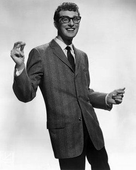 Buddy Holly Music Photo (BH3200071)