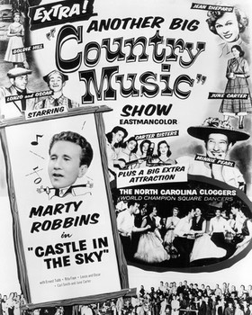 Marty Robbins Music Photo (SS194251)