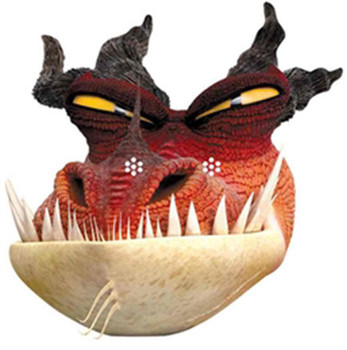 Monstrous Nightmare How To Train Your Dragon 2 Party Face Mask