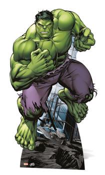The Hulk Lifesize Cardboard Cutout