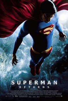 Superman Returns Original Movie Poster - Double Sided Regular