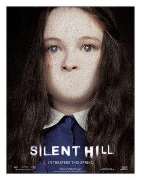 Silent Hill Original Movie Poster - Single Sided Advance - Uv Coated