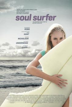 Soul Surfer Original Movie Poster - Double Sided Regular