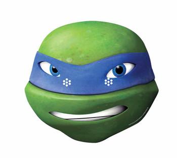 Leonardo Teenage Mutant Ninja Turtles Single Card Party Face Mask 2015