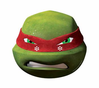 Raphael Teenage Mutant Ninja Turtle 2015 Single Card Mask