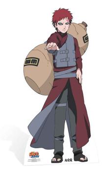 Gaara from Naruto Shippuden Lifesize Cardboard Cutout / Standee / Standup