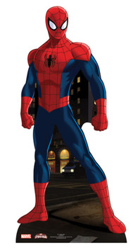 Spider-Man Mini Cardboard Cutout / Standee / Standup - Marvel Super Hero