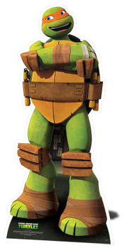 Michelangelo Teenage Mutant Ninja Turtles Lifesize